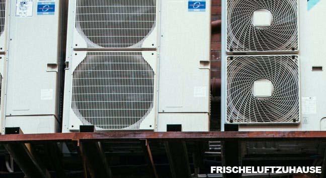 Wie funktioniert ein Luftkühler